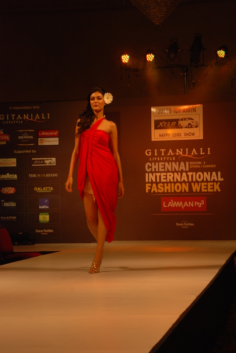 Chennai International Fashion Week 2011