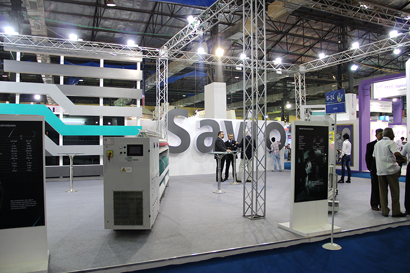 Savio - India ITME 2012 at Mumbai