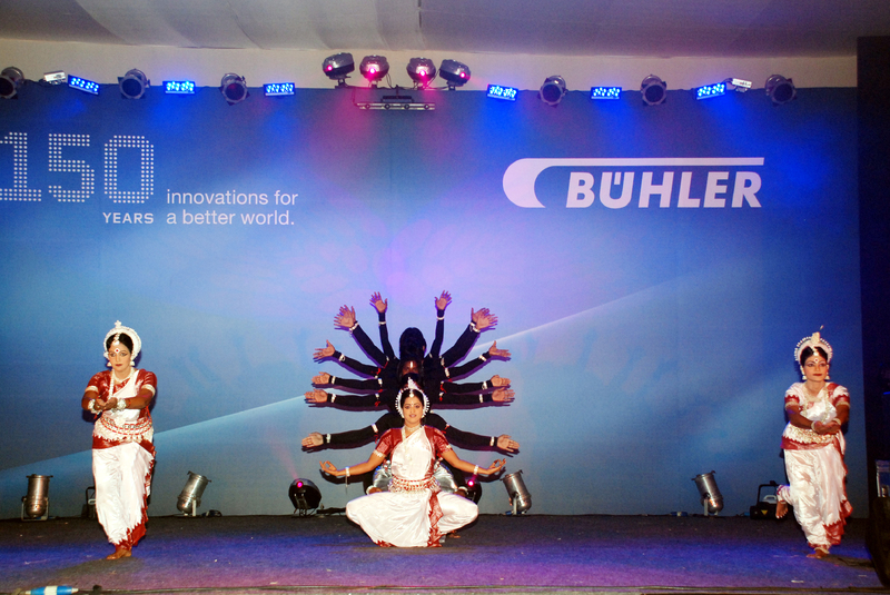 Buhler's 150 Year celebration in Bangalore