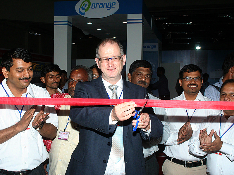 Buhler's Sortex A5 launch at New Delhi