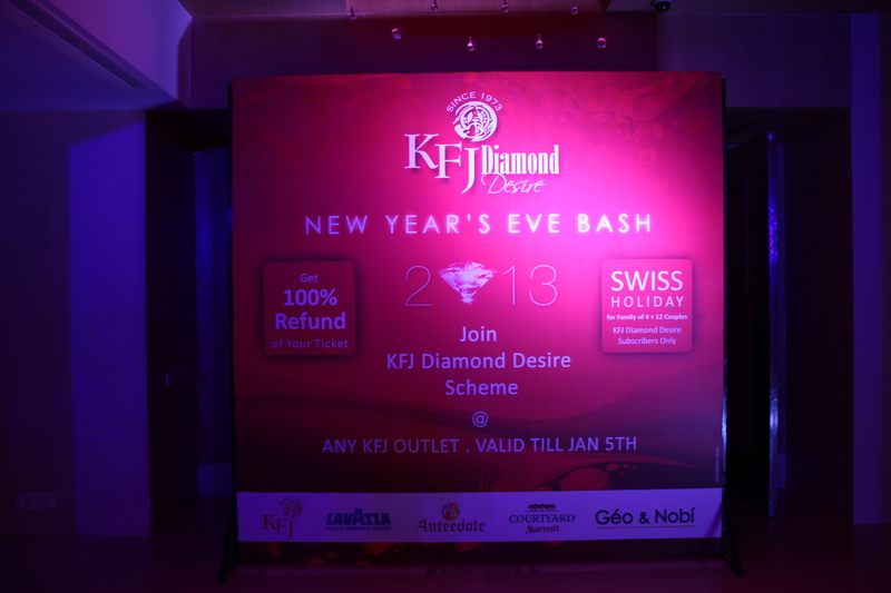 KFJ - New Year's Eve Bash 2013