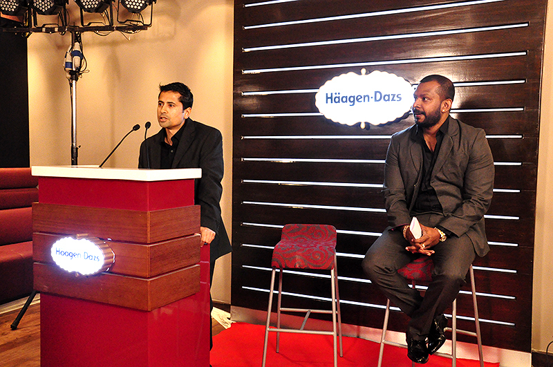 Haagen-Dazs - Outlet Launch in Chennai