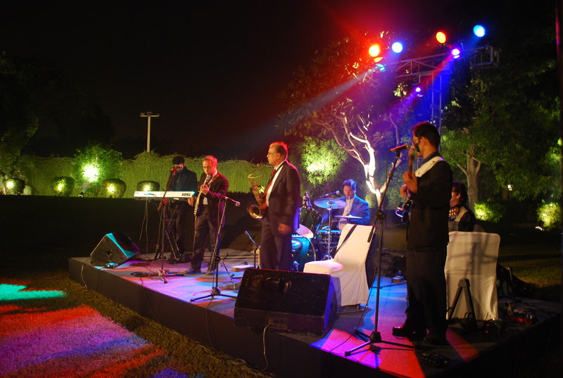 Buhler celebration at Swiss Embassy, New Delhi