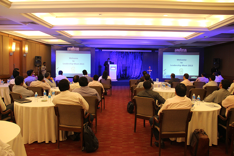 Lavazza - Conference at Angsana in Bangalore