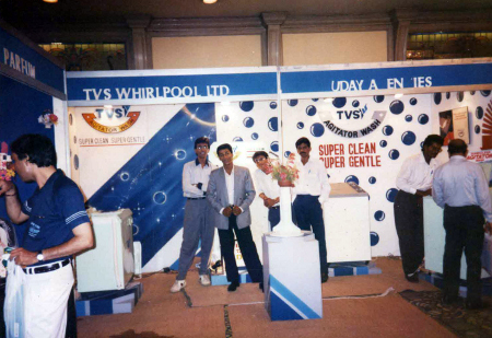 1991-TVS Whirlpool-Exhibition