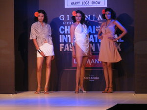 Geo & Nobi with Chennai International Fashion Week