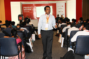 Geo & Nobi - Product Design Days 2012 at Chennai